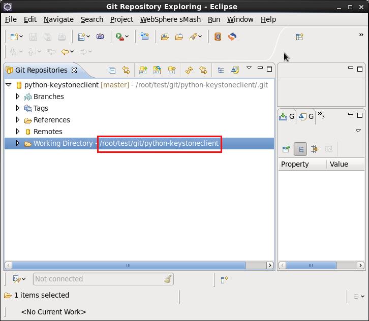Setup keystone in Eclipse - OpenStack