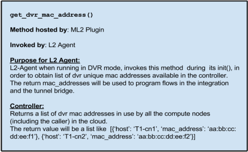 Get DVR MAC address